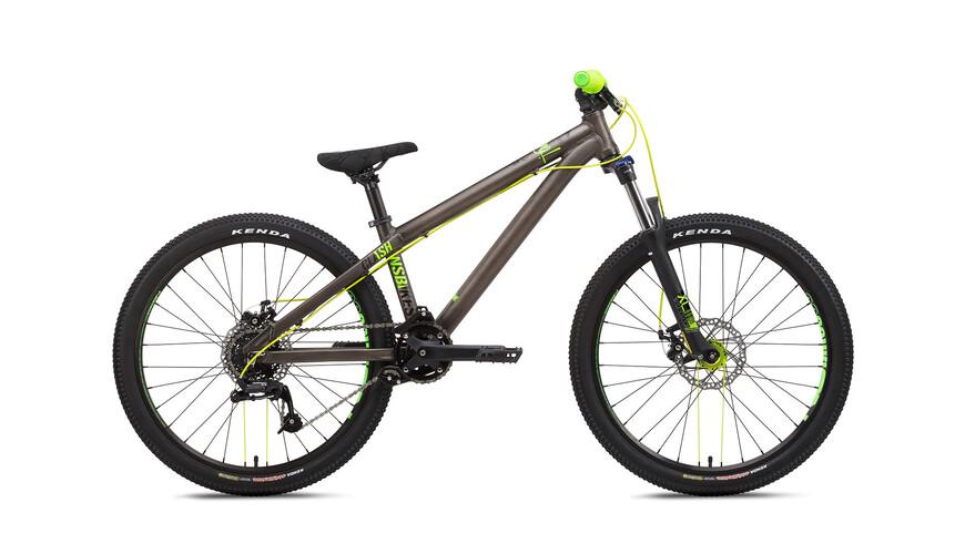 NS Bikes Clash JR Dirt Bike Kinderen grijs/groen